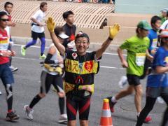e029dcd751 2019.03.11 昨日は鳥取マラソン2019が開催され、出走してきました。今年の8月で65歳の高齢者突入でもあり、大人の走りに切り替えました。  とにかく飛ばさず、ウルトラ ...